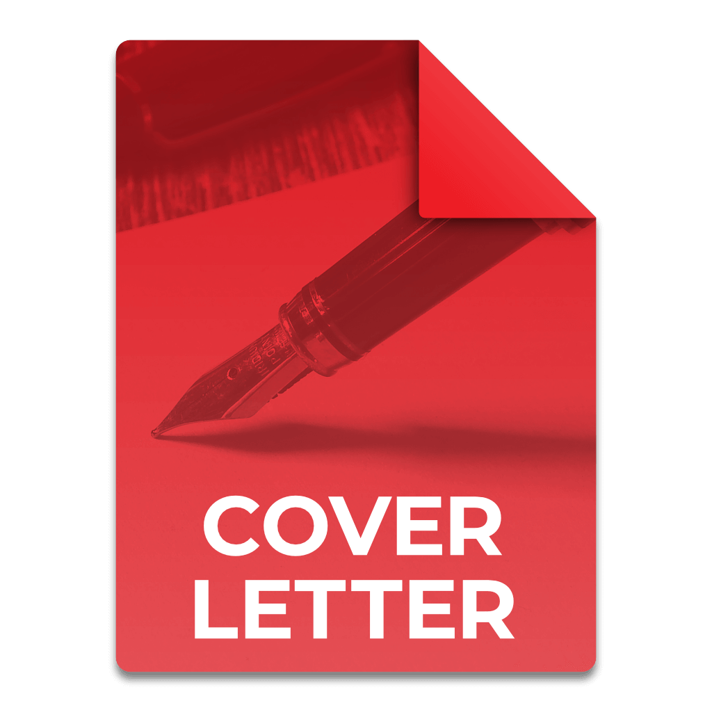 Cover Letter Writing Sample Icon