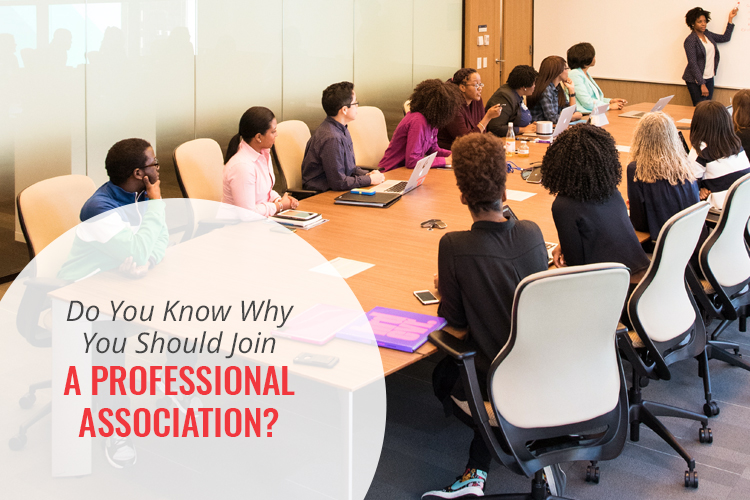 Do You Know Why You Should Join a Professional Association? Watch My Video to Find Out 3 Reasons Why They Are Important!
