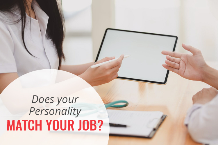 Does Your Personality Match Your Job?