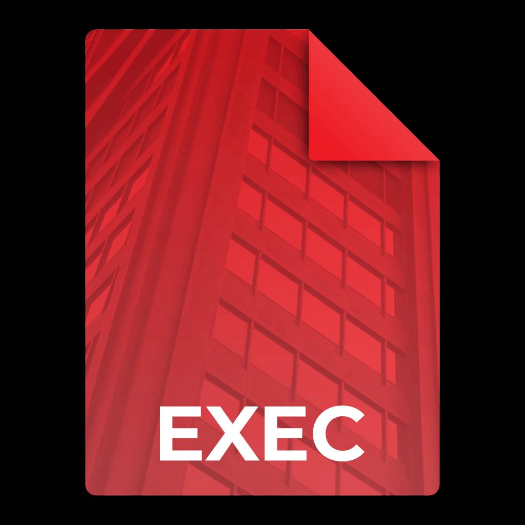 Executive Writing Sample Icon