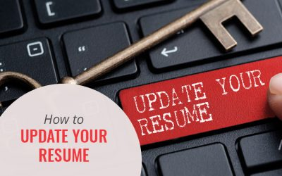 How to Update a Resume