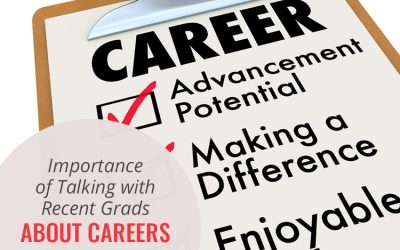 Importance of Talking with Recent Grads about Careers