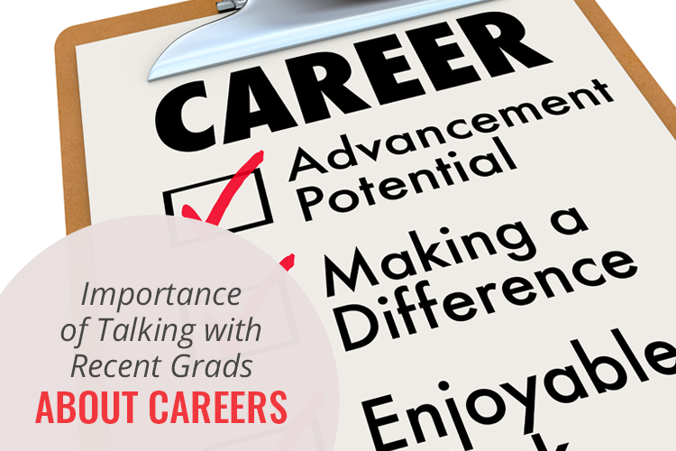 Talking with Recent Grads about Careers