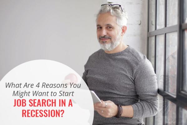 Job search in a recession